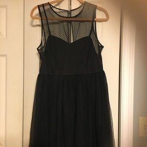 Black Lauren Conrad Party Dress